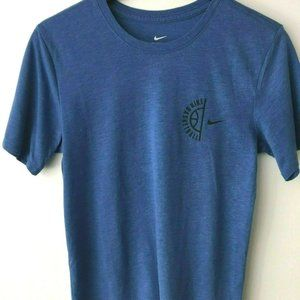 Nike Dri Fit Graphic Tee Shirt Active Gym Sport S